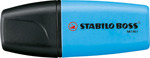STABILO BOSS MINI highlighter single - blue