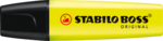 STABILO BOSS ORIGINAL highlighter single - yellow