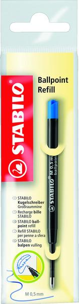 STABILO Kugelschreiber-Ersatzmine blau