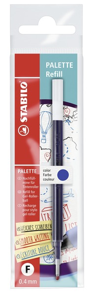 STABILO PALETTE refill, 1pc blue in ECO-Pack picture