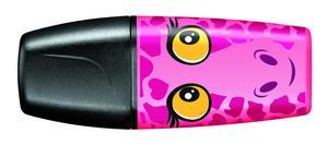 STABILO BOSS MINI Funnimals highlighter single - pink picture