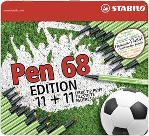 STABILO Pen 68 green edition picture