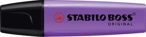 STABILO BOSS ORIGINAL highlighter single - lavender picture