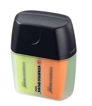 STABILO BOSS Mini Box of 4 assorted colors picture