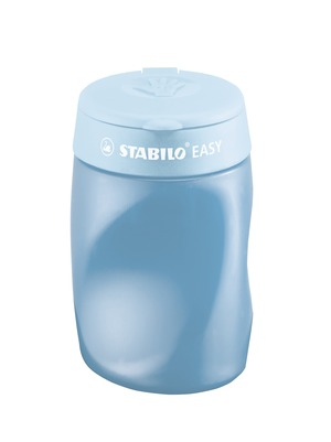 STABILO EASYsharpener right handed - blue picture