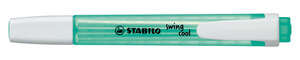STABILO swing cool highlighter single - turquoise picture