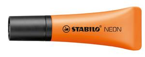 STABILO NEON highlighter single - orange picture