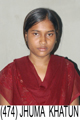 Jhuma Khatun