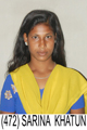 Sarina Khatun