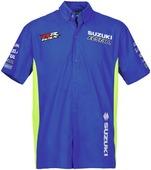 2018 Team Suzuki ECSTAR Pit Shirt