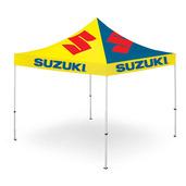 Suzuki Shelter, Yellow/Blue