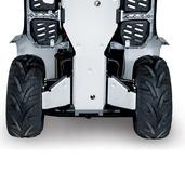 Rear A-Arm Set (Power Steering Model)
