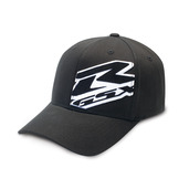 GSX-R 3D Cap, Black/White