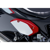 Frame Cover Kit, Red