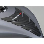 GSX-S Logo Carbon Fiber Tank Pad