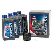 ECSTAR R9000 Full Synthetic Oil Change Kit (4 Quart)