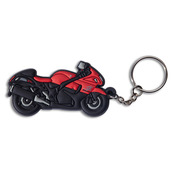 Hayabusa Bike Key Chain