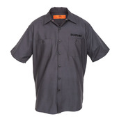 Mechanics Shirt, Charcoal