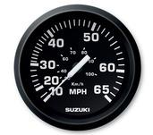 "4"" 65mph Speedometer"