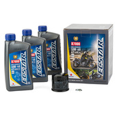 ECSTAR R7000 Semi-Synthetic Oil Change Kit (3 Quart)
