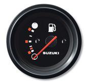 "2""� Fuel Gauge - Black"