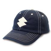 """Suzuki """"S"""" Navy Cap"""