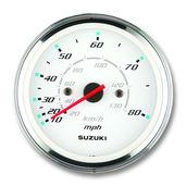 "4"" 80mph Speedometer"