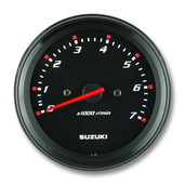 "4"" Tachometer No Monitor"