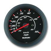 "4"" 50mph Speedometer"