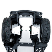 Front A-Arm Set (Power Steering Model)