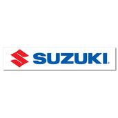 Suzuki Banner, 4'x20'