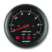 "4"" Tachometer w/ Monitor"