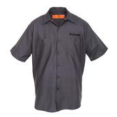Mechanics Shirt, Charcoal