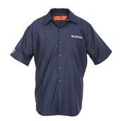 Mechanics Shirt, Navy