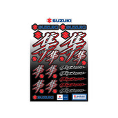 Hayabusa Decal Sheet