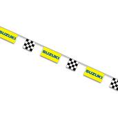 Suzuki String Pennants, Yellow