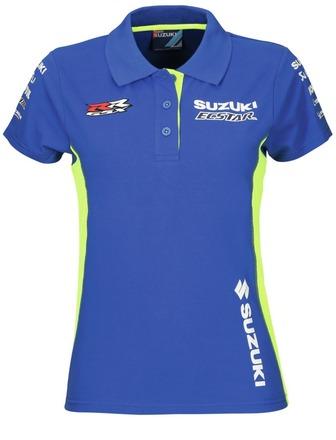 2018 Team Suzuki ECSTAR Ladies Polo picture