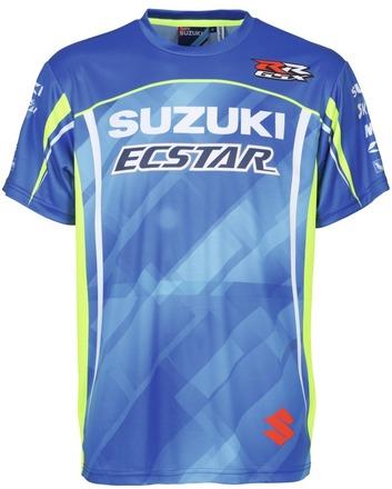 2018 Team Suzuki ECSTAR Kids Sub Tee picture