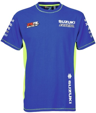 2018 Team Suzuki ECSTAR Kids T-Shirt picture