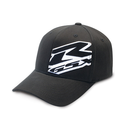 GSX-R 3D Cap, Black/White picture