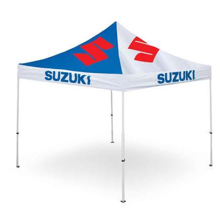 Suzuki Shelter, White/Blue picture