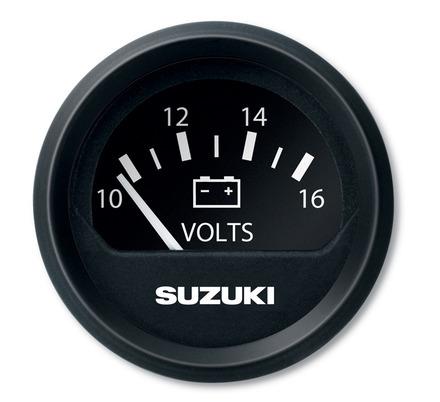 "2"" Voltmeter picture"