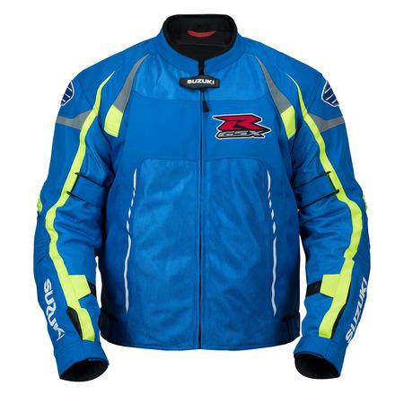 GSX-R Mesh Jacket, Blue picture