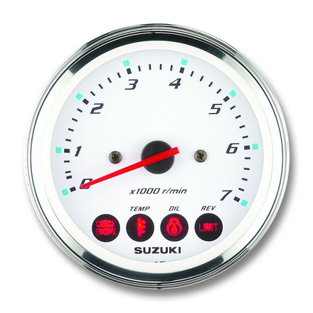 "4"" Tachometer w/ Monitor picture"