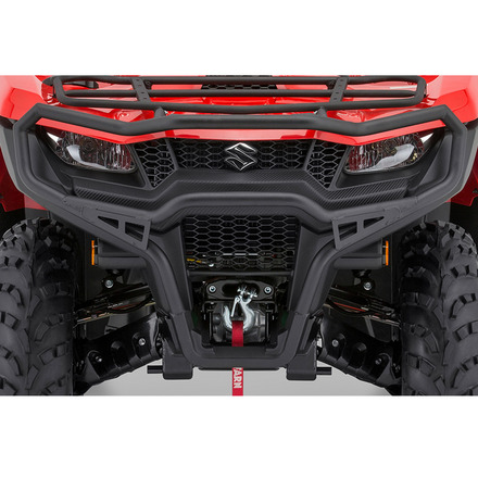 19 KingQuad 500/750 Front Bumper picture