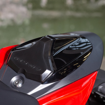 Seat Cowl, Gloss Black picture