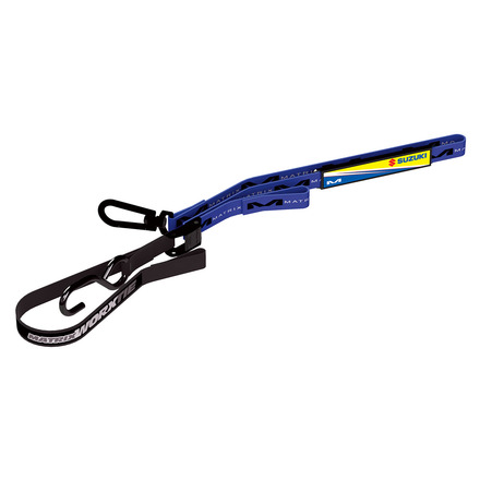 "M1 1.0"" Worx Tiedowns - Blue (Set of 2) picture"