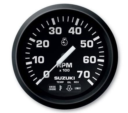 "4"" Tachometer w/ Monitor picture"