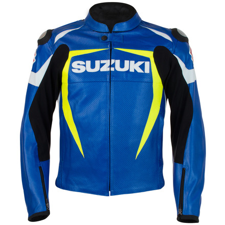 Suzuki Leather Jacket picture