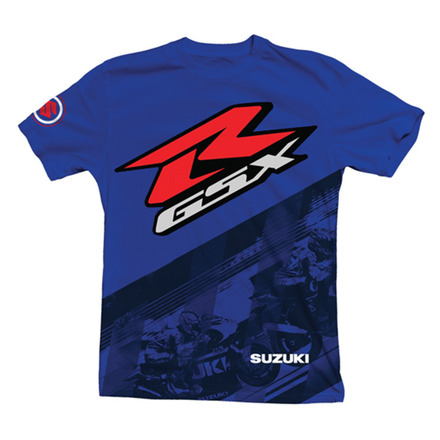 GSX-R Back Straight Tee picture